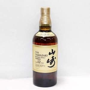 ウイスキー 山崎 12年