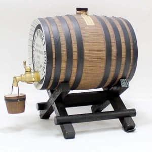 サントリーウイスキー 樽型ボトル