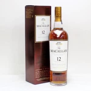 マッカラン 12年