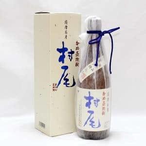 かめ壷焼酎村尾750ml