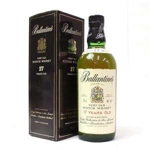 バランタイン 17年 スコッチウイスキー