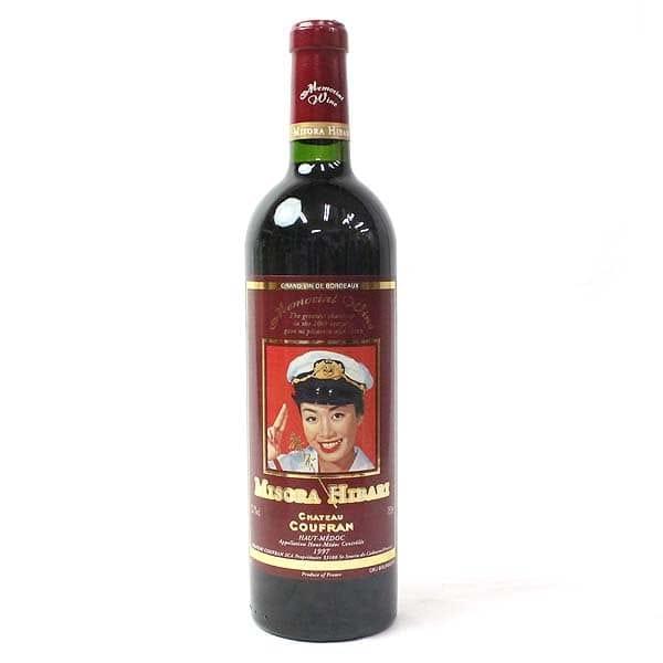 ワイン【シャトークフラン 美空ひばりメモリアル 1997年】買取りました@愛知 知立