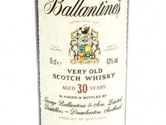 バランタイン 30年 スコッチ