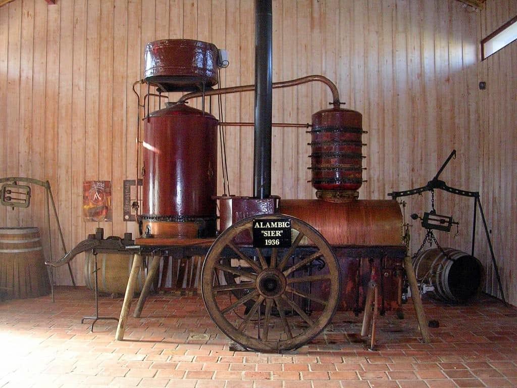 アルマニャック蒸留器