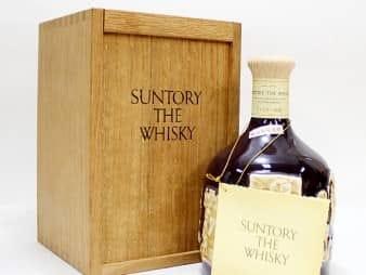 サントリー ザ ウイスキー 1