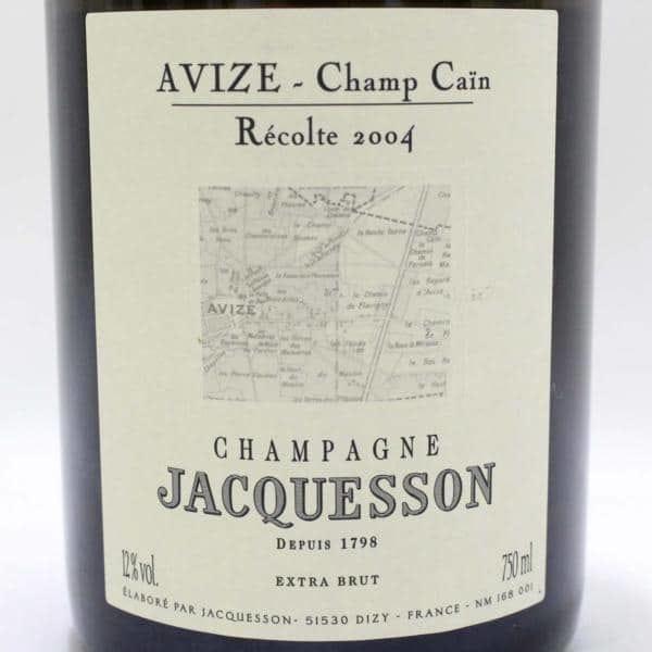 ジャクソン アヴィズシャンカン シャンパン