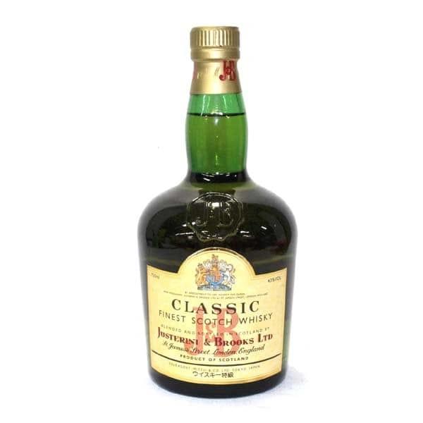 J&B ボトル