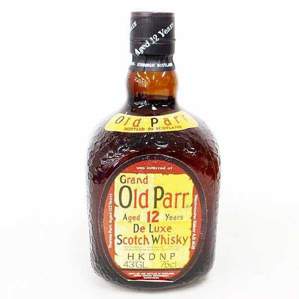 オールドパースコッチウイスキー