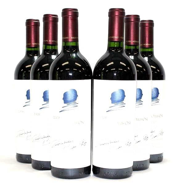 オーパスワンカリフォルニア赤ワインカルトワイン