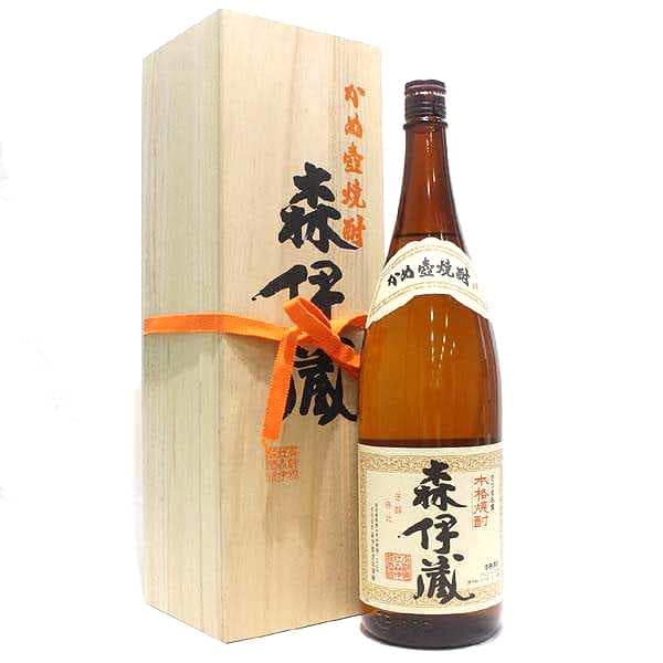 森伊蔵プレミアム芋焼酎