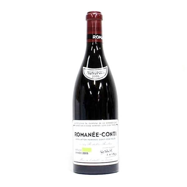 DRCロマネコンティブルゴーニュ赤ワイン