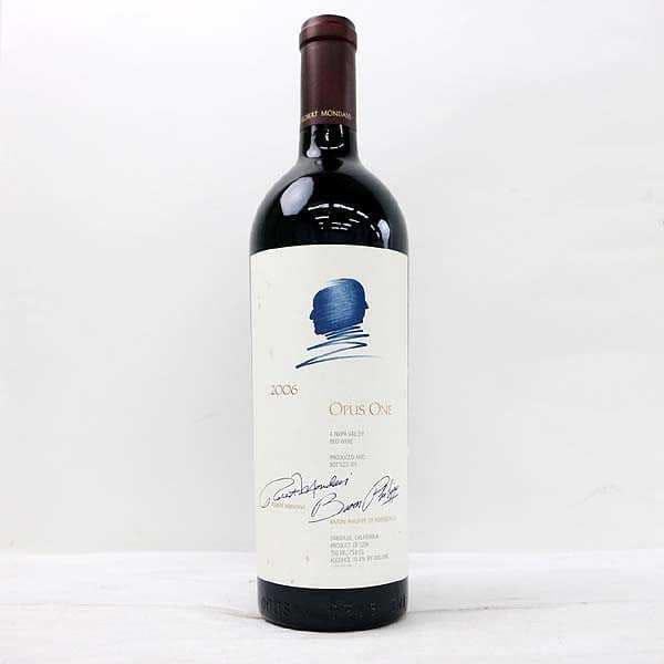 オーパスワン2006ワイン赤アメリカ