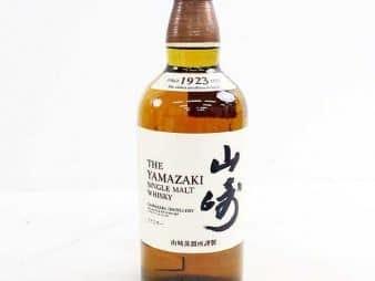 山崎1923ボトル