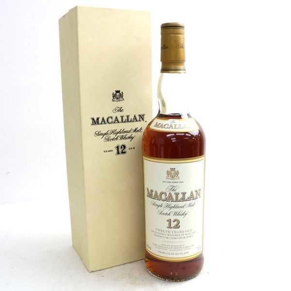 マッカラン ボトル