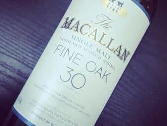 マッカラン 30年 ファインオーク
