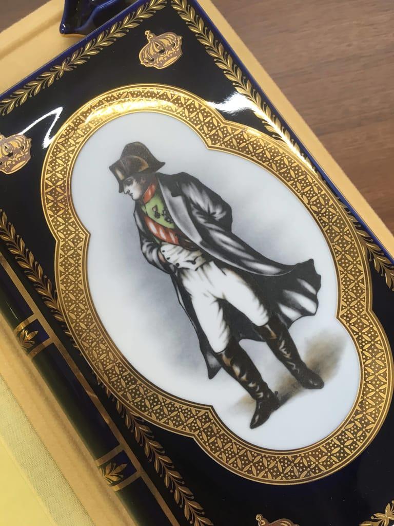 カミュ ナポレオン ブック